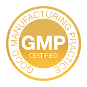 Good Manufacturing Practice GMP Certified