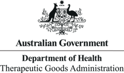 TGA (Therapeutic Goods Administration) Logo