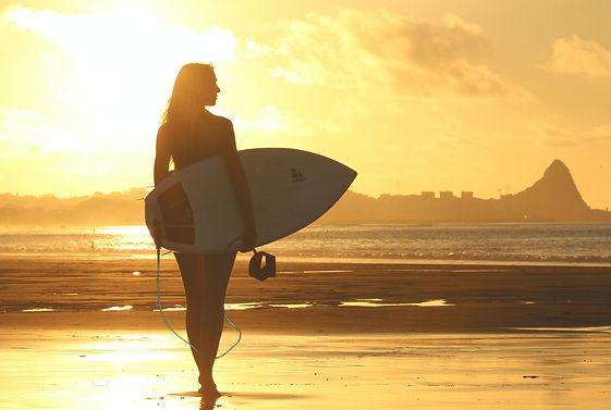 sunscreen for women surfing