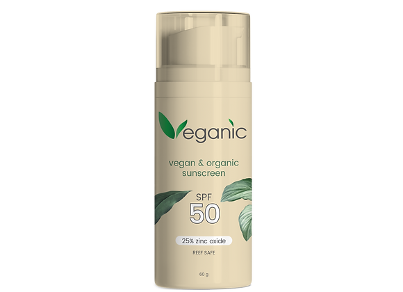 Vegan & Organic Body Sunscreen
