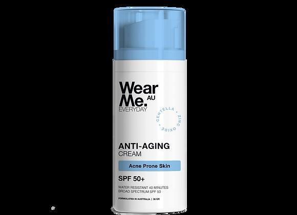 Organic Anti-Aging Cream SPF50+