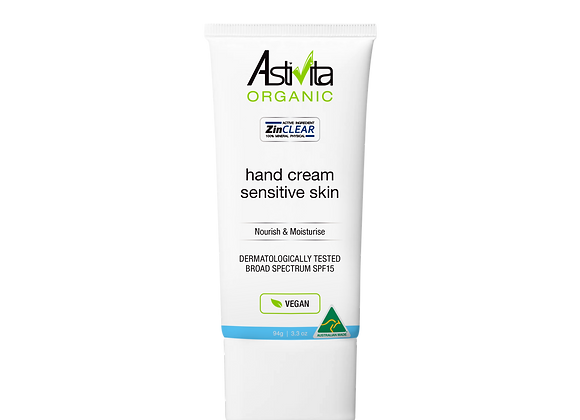 Astivita Sensitive Hand Cream
