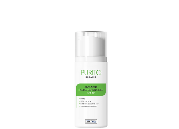 Anti-Acne Facial Moisturiser SPF40