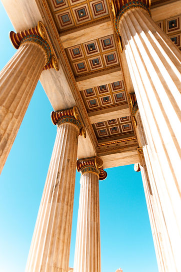 low-angle-photo-of-columns-and-pillars-3
