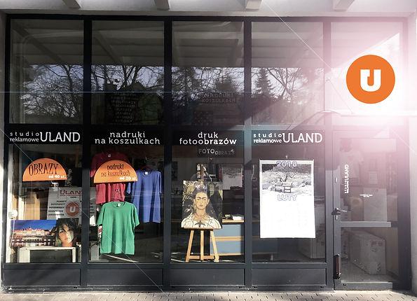 Studio reklamowe ULAND nadruki na koszulkach bluzach torbach maseczkach