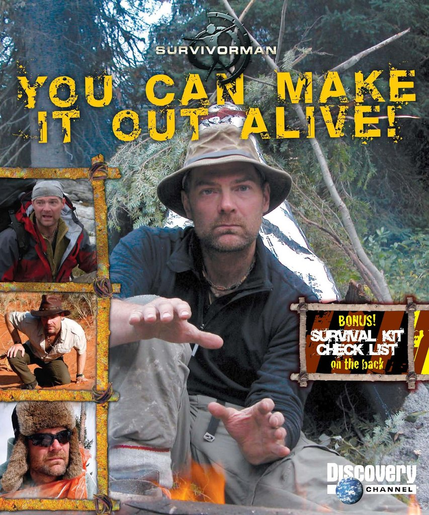 Survivorman Cover