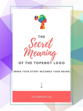 The Secret Meaning Behind The Topknot Logo