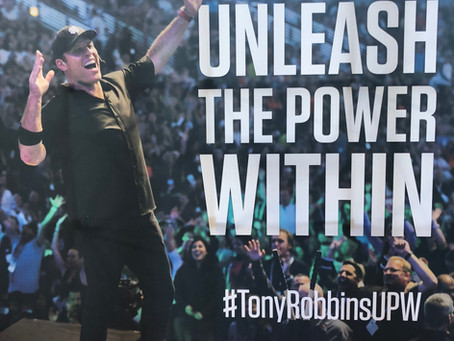 I Went to Tony Robbins' UPW – 5 Key Takeaways
