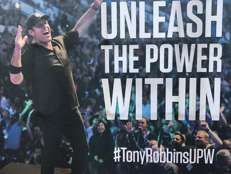 I Went to Tony Robbins' UPW – 5 Key Takeaways