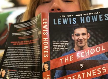 Book Takeaways | The School of Greatness | Lewis Howes