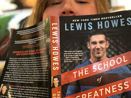 Book Takeaways | The School of Greatness | Lewis Howes