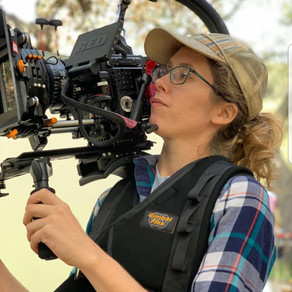 Meet the AMF Team: Carrie Scott (Cinematographer)