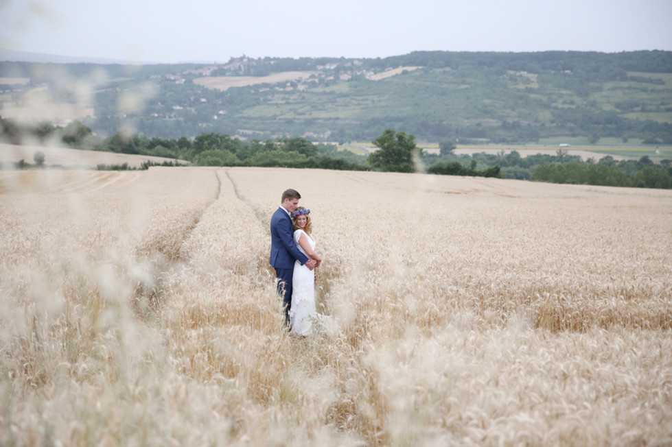 Destination Wedding Frankrijk: Bart & Miriam