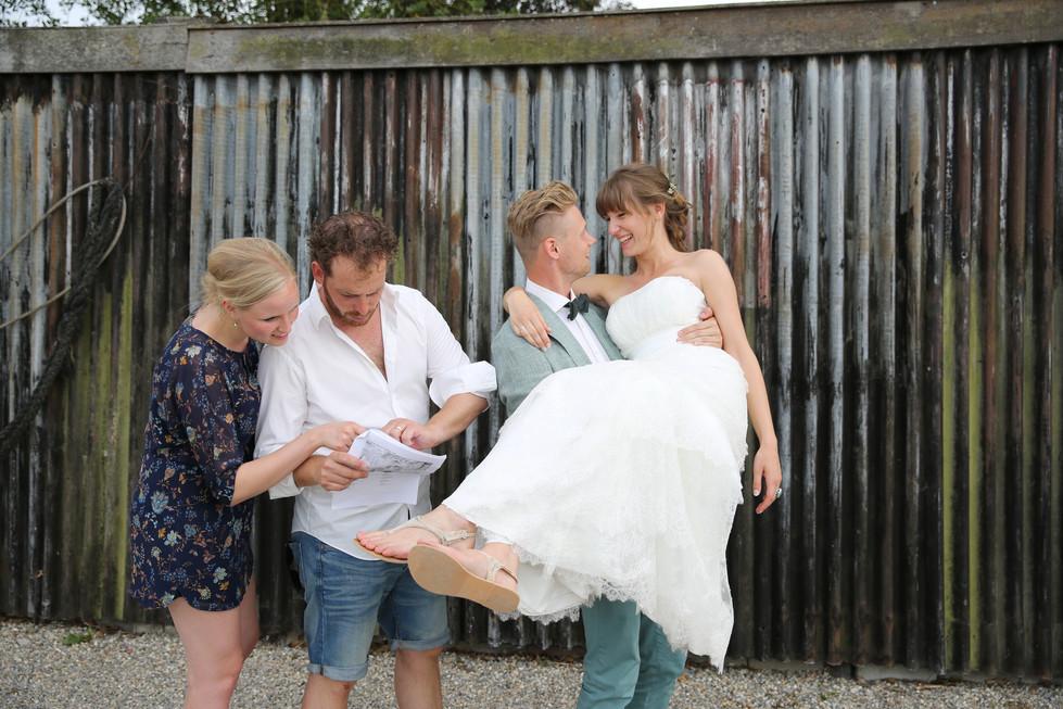 FAQ: Hoeveel tijd moeten wij inplannen voor de onderdelen van onze bruiloft?