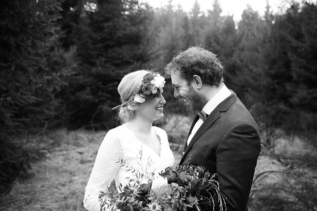 Forever Yes Photography - Bohemian styled wedding-shoot Ardennen, Belgium België