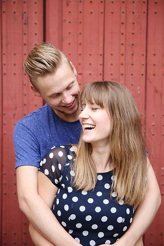 Gerwin & Loes - Love-photoshoot Forever Yes Photography - Centrum Utrecht - Oude Gracht - Bruidsfotograaf Utrecht Trouwfotograaf Utrecht