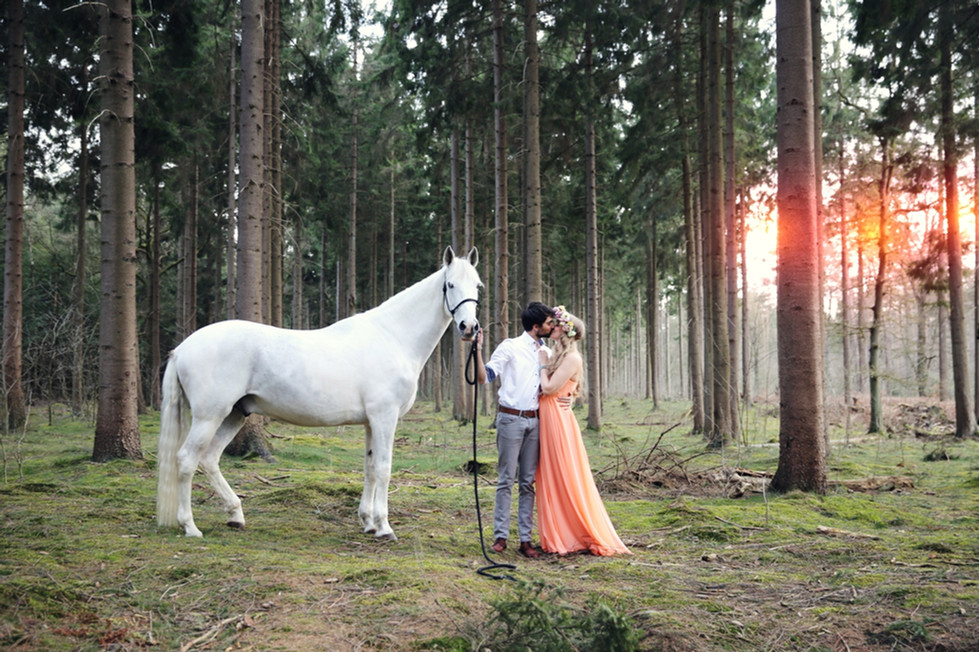 Styled love-photoshoot: Cornee & Mieke