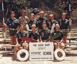 1985 Staff
