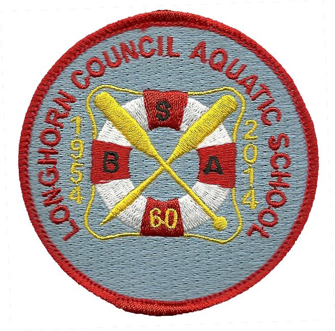 2014 Aquatic School Patch