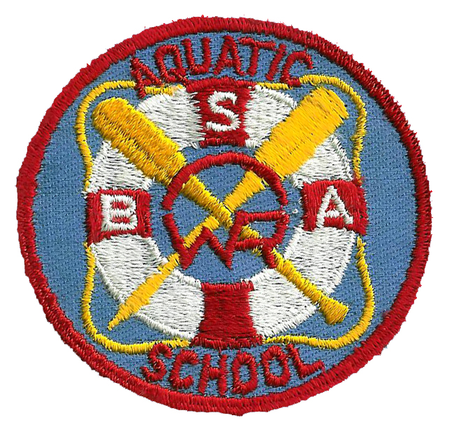 Early to Mid 50's A-School Patch