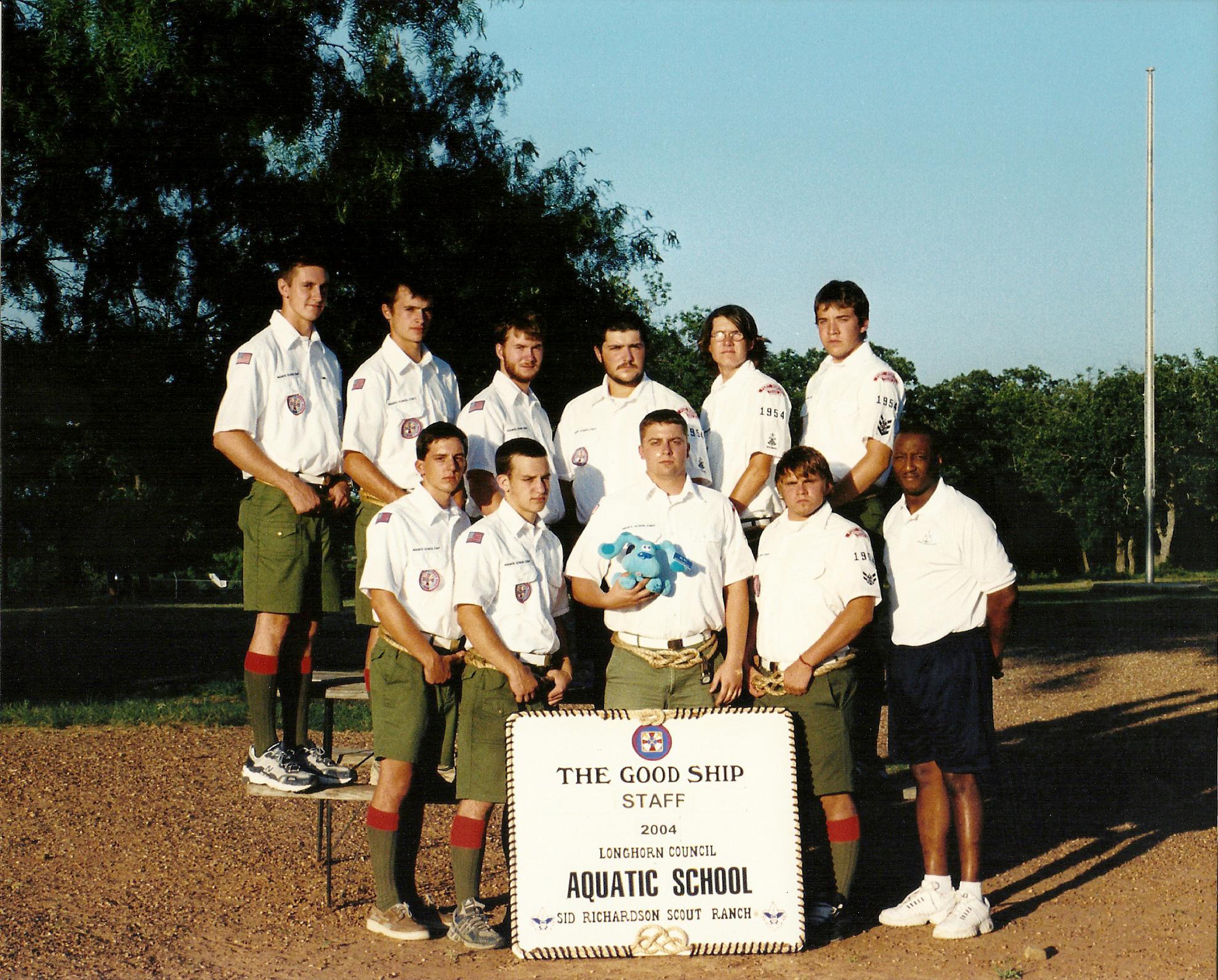 2004 Staff