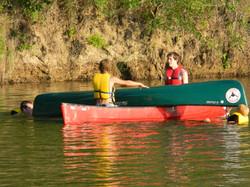 Canoe over Canoe