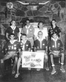 1961 Staff