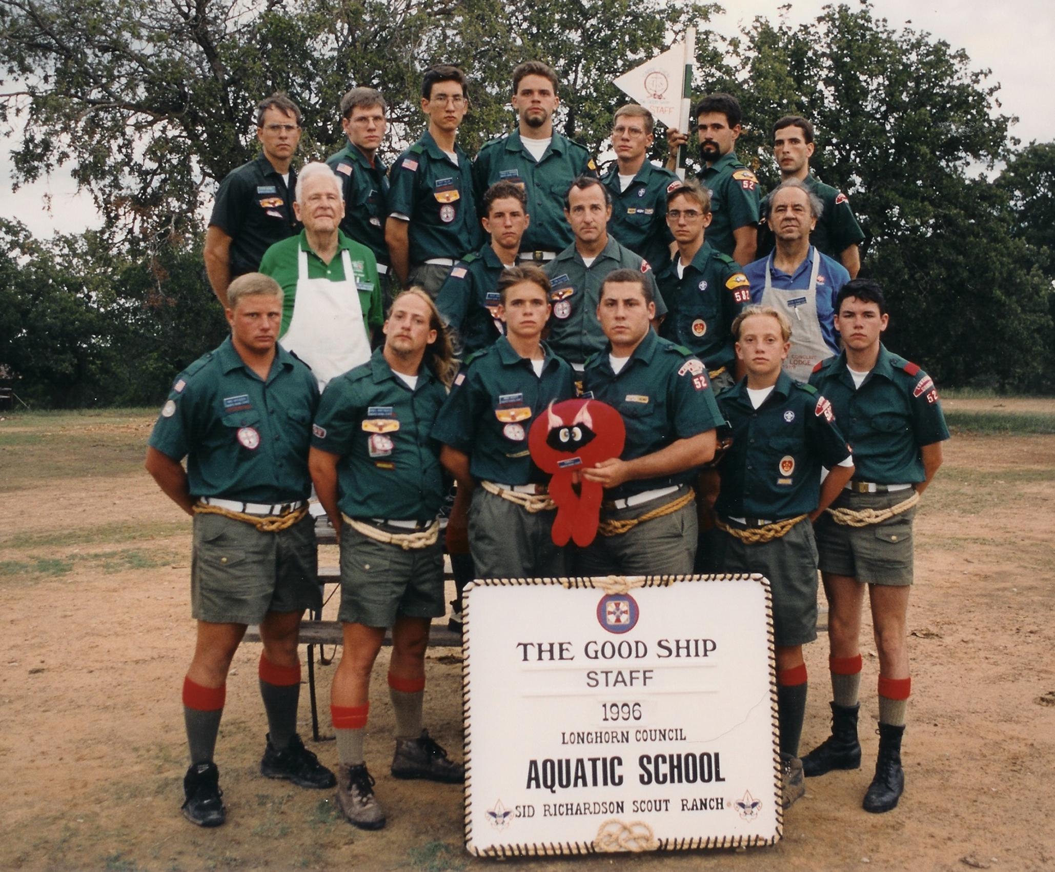 1996 Staff