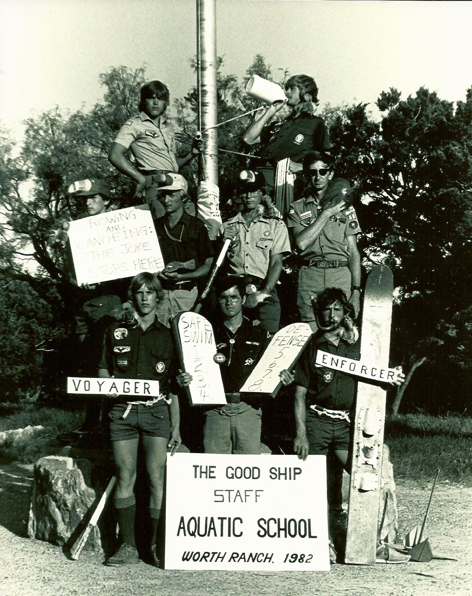 1982 Staff