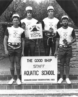 1983 Staff