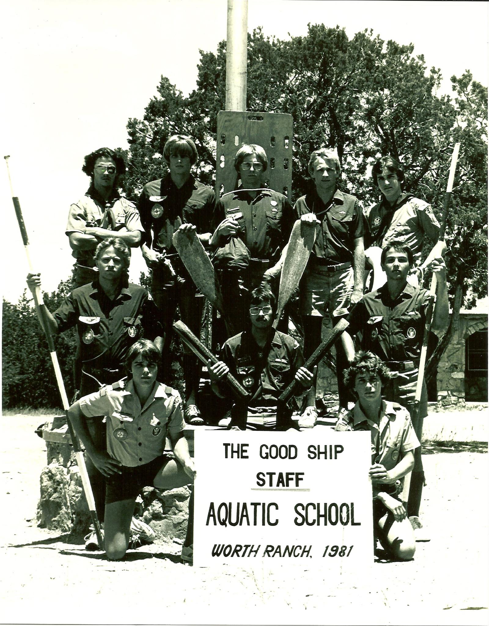 1981 Staff