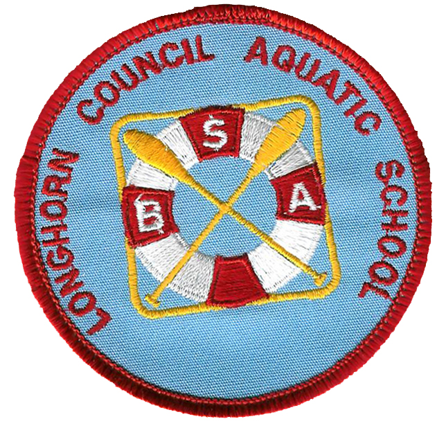 Mid to Late 80's Early 90's Aquatic School Patch