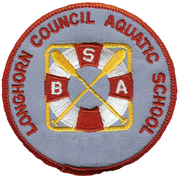 Mid to Late 90's Aquatic School Patch