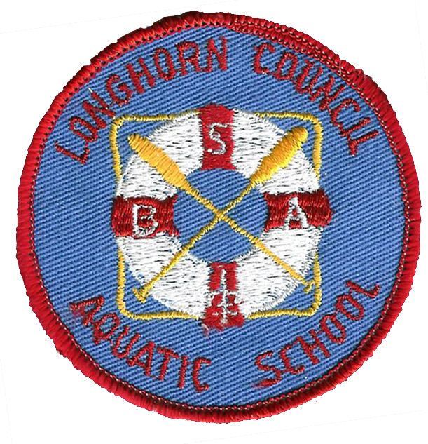 Late 70's Early 80's Aquatic School Patch