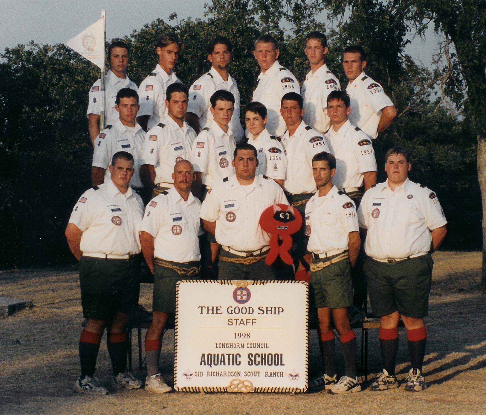 1998 Staff