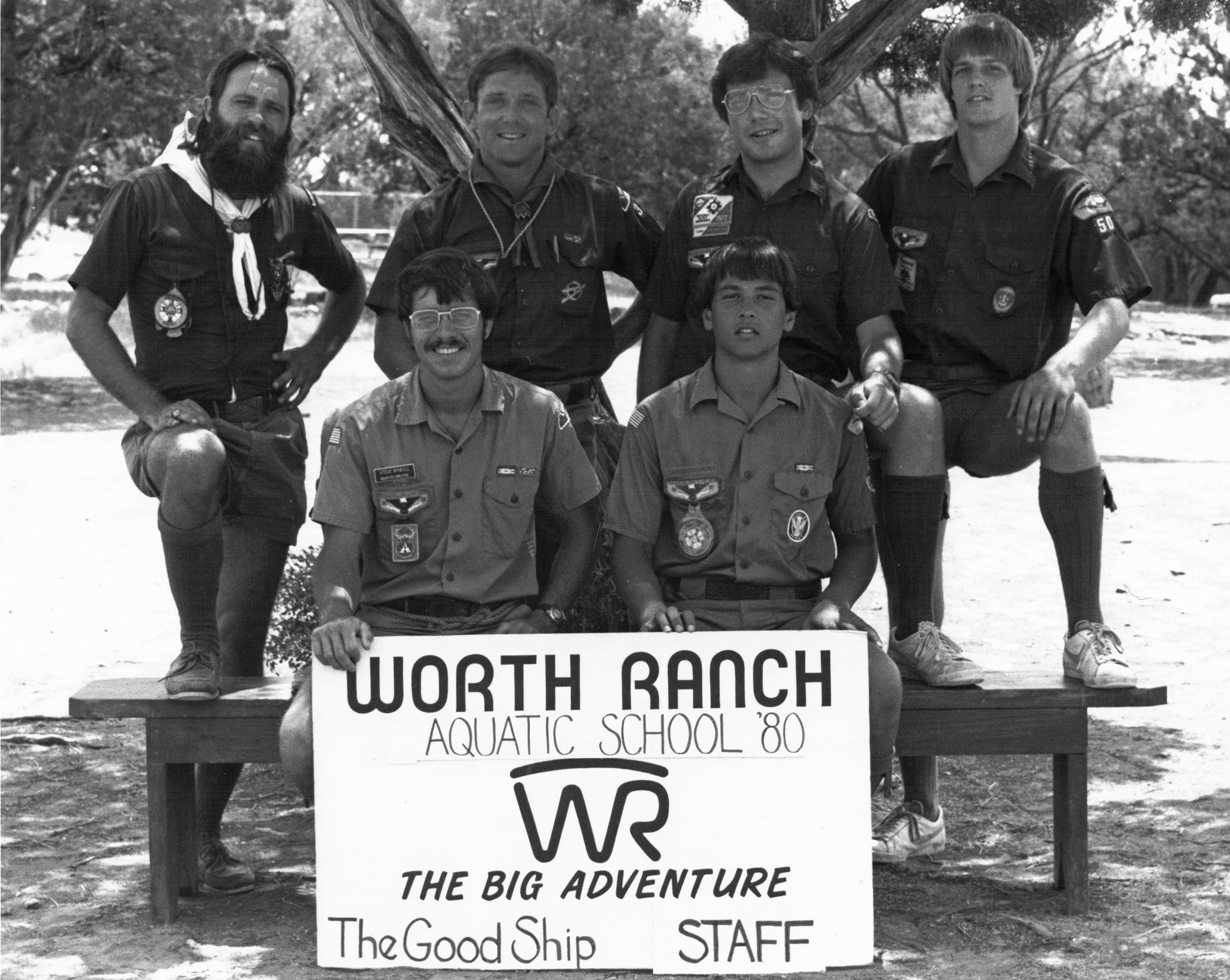 1980 Staff