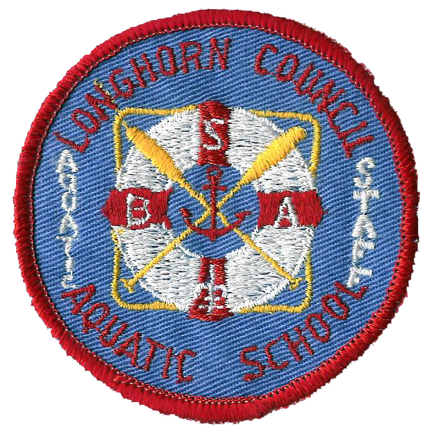 Late 70s, early 80s Staff Patch