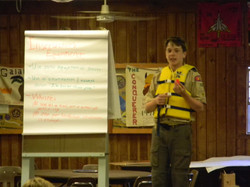 Scouts presentation