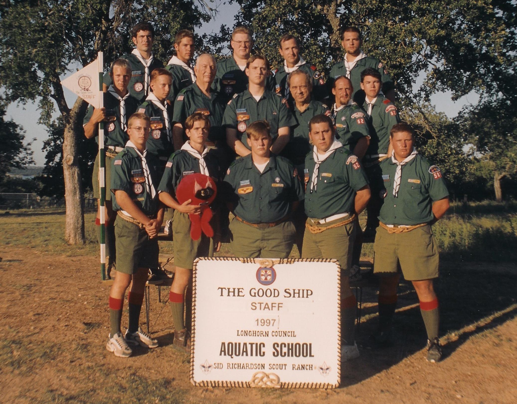 1997 Staff