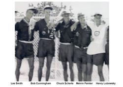 1954 Staff