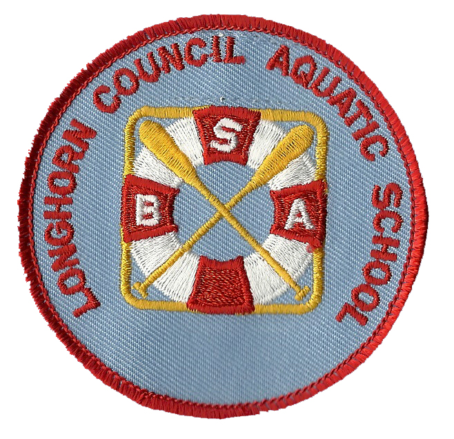 Early to Mid 2000's Aquatic School Patch