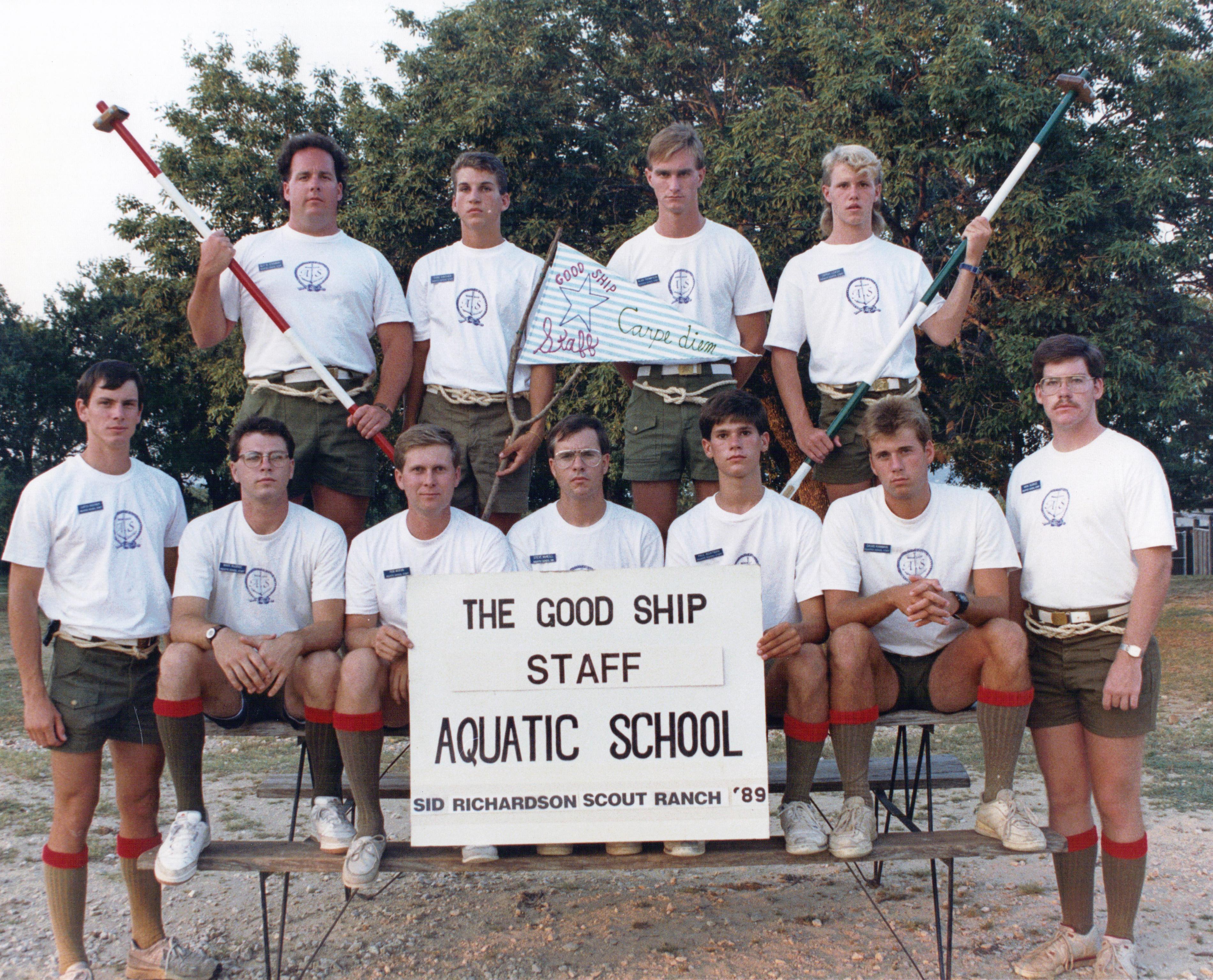 1989 Staff