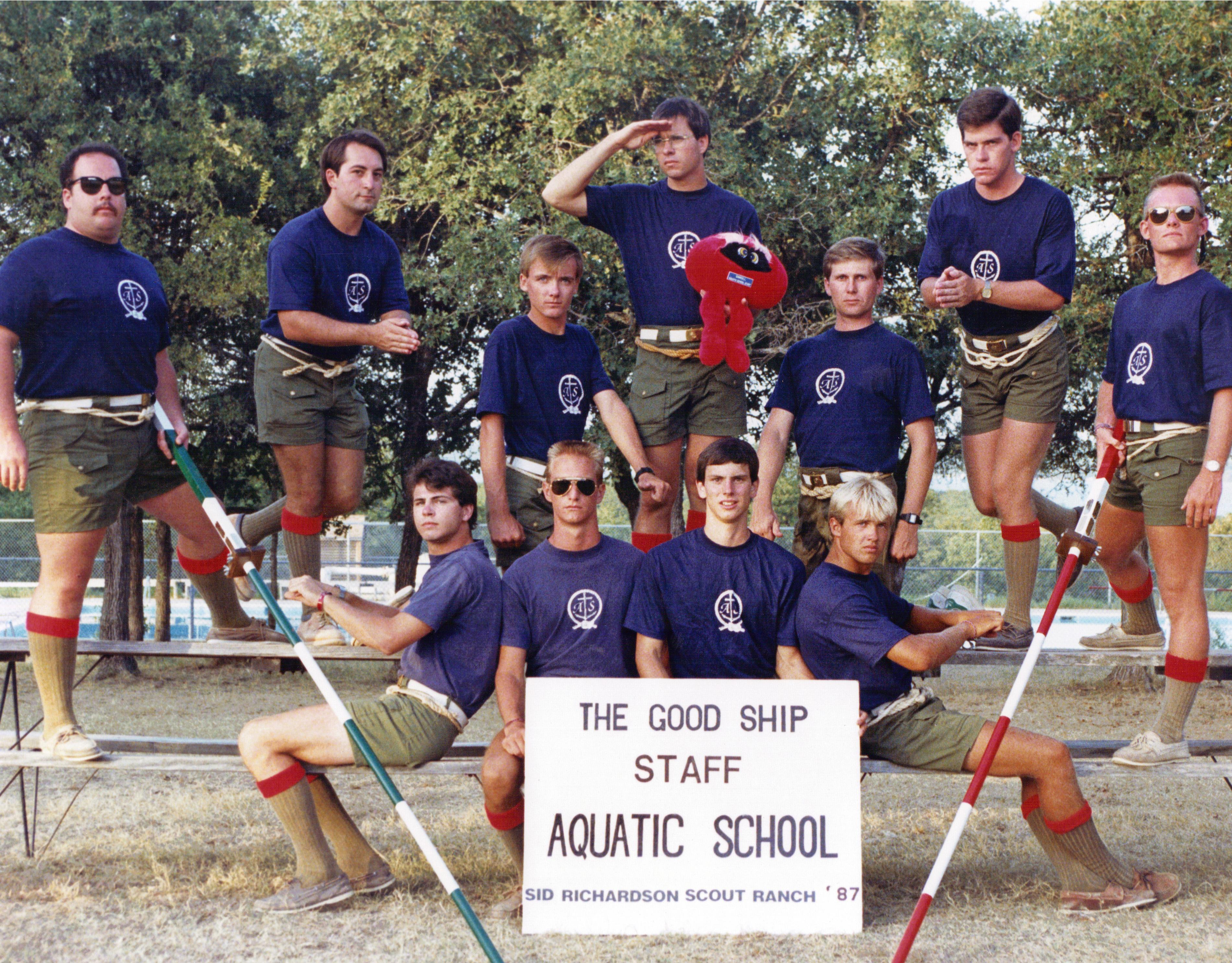 1987 Staff