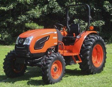 Kioti tracteur DK5010 tractor.jpg
