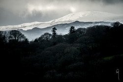 Mountain over Conwy