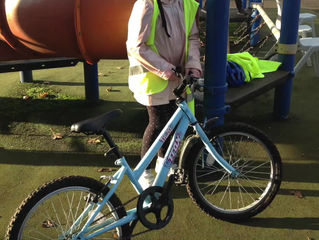 Bikeability with Class 7