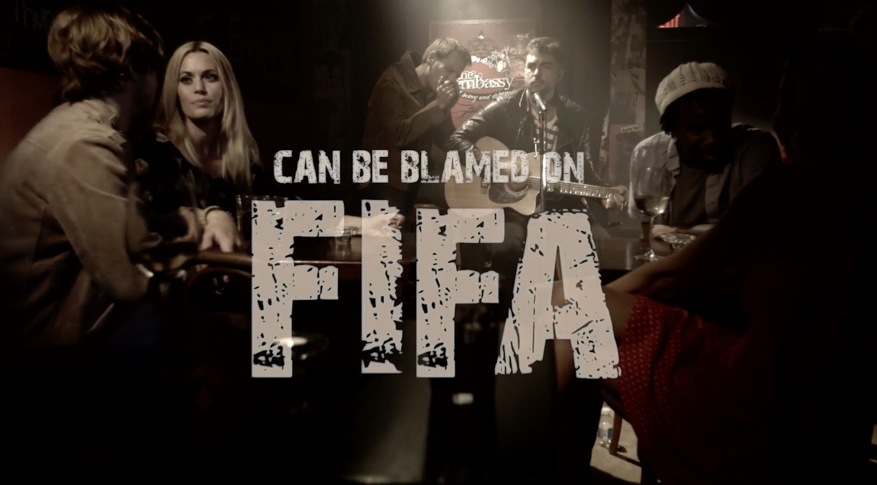 """Hey, FIFA"": A Song About How Much Sepp Blatter Sucks"