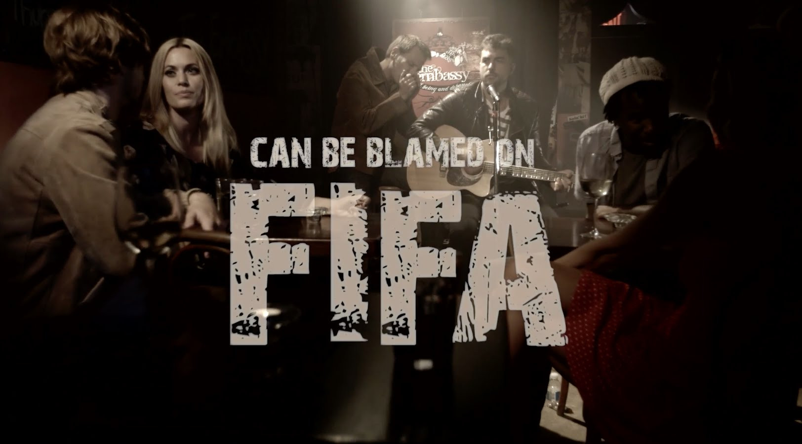 """Hey, FIFA"": A Song About How Much Sepp Blatter Sucks"