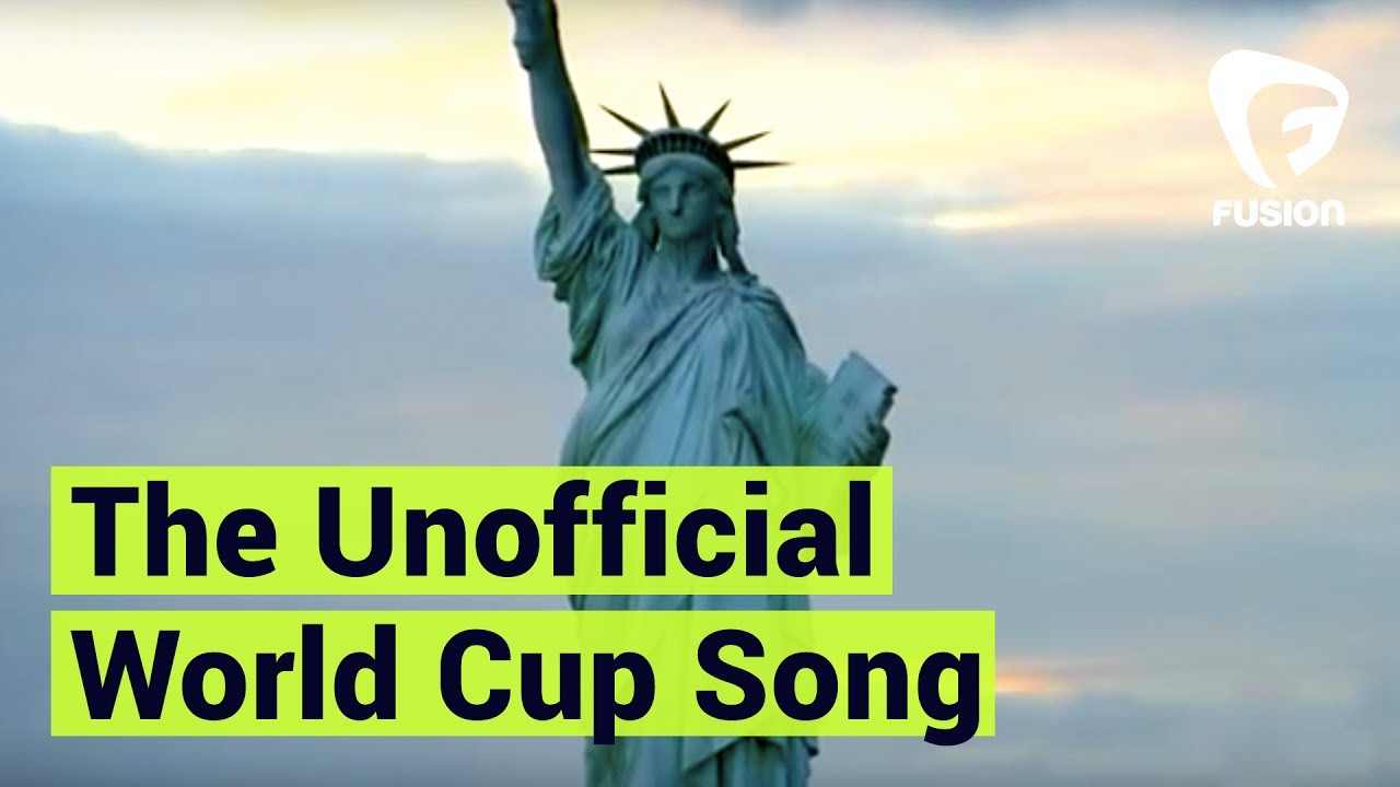 Red, White & Blue: The Official Unofficial U.S. World Cup Song, Feat. Alexi Lalas