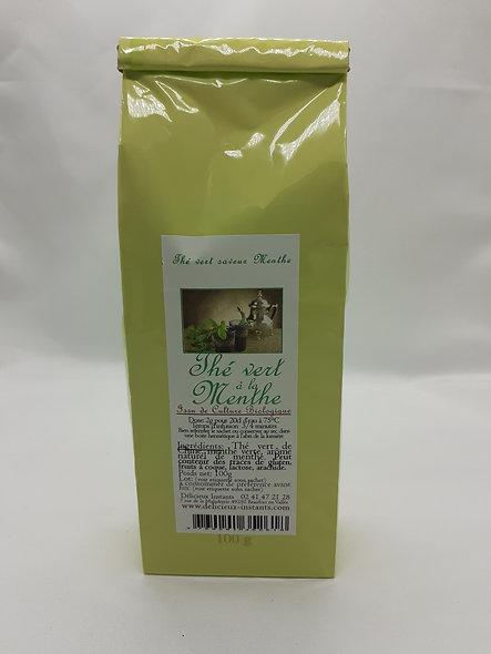 Thé vert à la Menthe 100gr